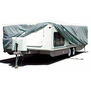 RV Cover, Hi Lo Trailer, Tyvek, Up To 226 by Adco