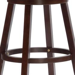 Orlenda Swivel 29 inch Bar Height Stool