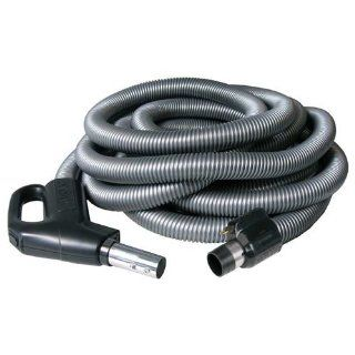 AirVac Deluxe SuperSystem Central Vacuum Hose, 30 Ft