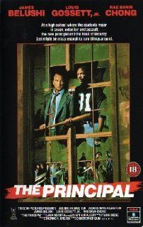 The Principal [VHS] James Belushi, Louis Gossett Jr., Rae