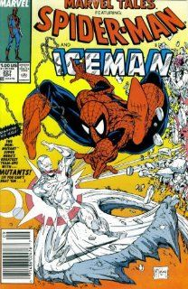 Marvel Tales #227  Starring Spider Man and Iceman in When Iceman