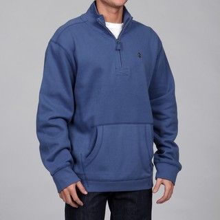 Izod Mens Fleece 1/4 Zip Sweater FINAL SALE