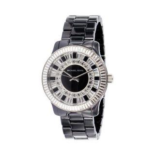 Michael Kors Womens Baguette Ceramic Watch