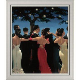 Jack Vettriano Waltzers Framed Art