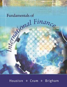 Fundamentals of International Finance (with Thomson ONE and InfoTrac
