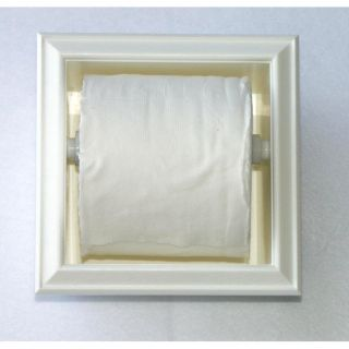 In the wall Plastic Recessed Toilet Paper Holder Today $18.49