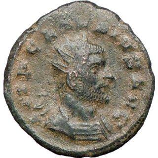 CLAUDIUS II Gothicus 268AD Ancient Authentic Rare Roman