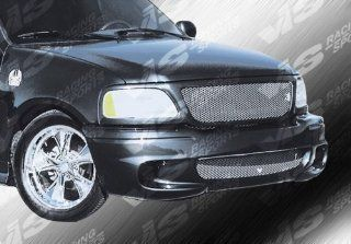 Ford F150 97 03 2/4DR Lightning VIS Front Bumper