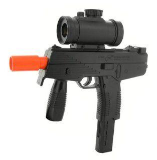 TMP Machine Gun FPS 235 Red Dot Scope Airsoft Gun