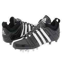 Adidas Scorch 8 Superfly Mid Black/Running White/Metallic Silver