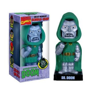 Fantastic Four Doctor Doom Bobble Head