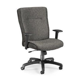 Conference Mid Back Office Chair with Adjustable Arms