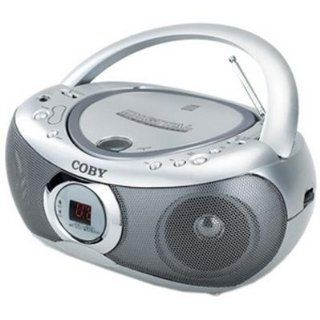 Coby CX CD236 Portable Cd Player with Am/fm Stereo Tuner