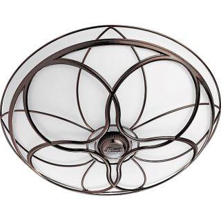 Hunter Orleans Bath Fan with Light