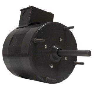 Fasco D114 4.4 Inch Fan Coil Air Conditioning Motor, 1/12 HP, 115 230