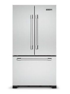 Viking RDDFF236SS: 36 French Door Bottom Mount Refrigerator/Freezer