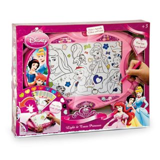 Light Box Princess Famosa Disney Princess  Dessin   Achat / Vente