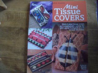Mini Tissue Covers in Plastic Canvas Arts, Crafts