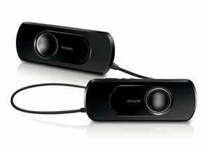 Philips Portable Speaker System, SBA230/37  Players