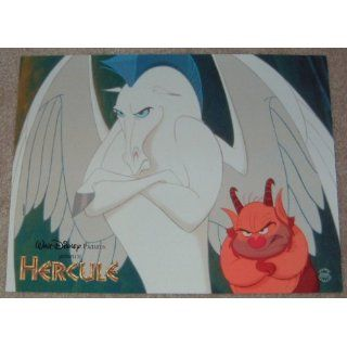 HERCULES movie poster print 11 x 14 inches   Walt Disney