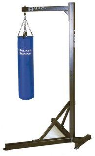 Balazs Universal Boxing Stand   Heavy Bag Stand Sports