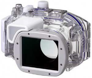 Panasonic DMW MCTZ20 Underwater Marine Case for Lumix DMC