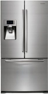 Samsung: RFG237AA 23 cu. ft. Counter Depth French Door