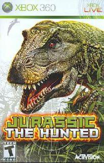 Xbox 360   Jurassic The Hunter
