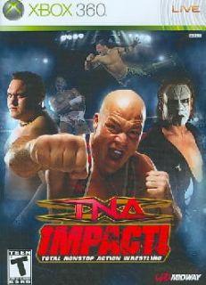 Xbox 360   TNA Impact!