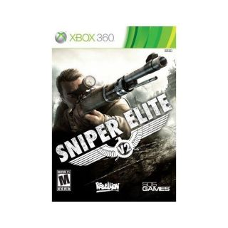 Xbox 360   Sniper Elite 2 (Pre Played)