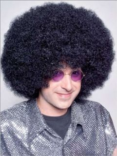 Jumbo Afro Costume Wig by Characters Line Wigs Clothing