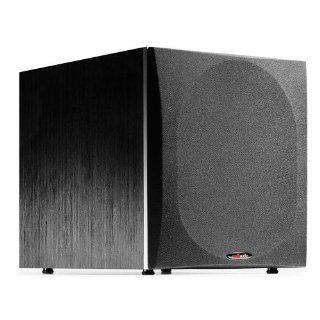 Polk Audio PSW505 12 Inch Powered Subwoofer (Single, Black