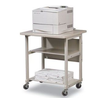 BLT22601   Heavy Duty Mobile Laser Printer Stand Office