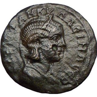Tranquillina, Gordian IIIs Wife 238AD Hadrianopolis Thrace Ancient