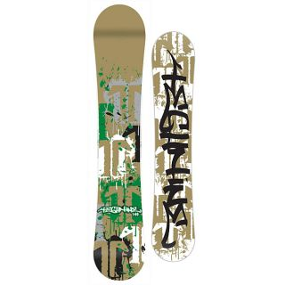 Technine Mens Split T Wide 161 cm Gold Directional Snowboard