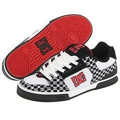 DC Kalis SE White/Black/Monogram