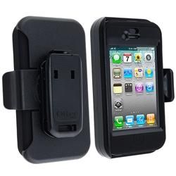 Otterbox Apple iPhone 4 Defender Case/ Gold Black 3.5mm In ear Headset