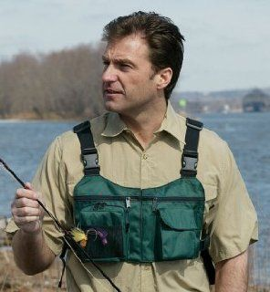 Fieldline® Fly Fishing Chest Pack, Compare at $40.00