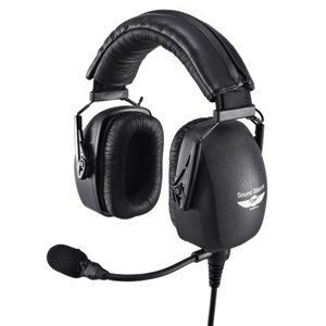 PilotMall Sound Silencer Headset ANR Computers
