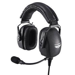 PilotMall Sound Silencer Headset ANR Computers
