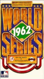 1962 World Series   New York vs San Francisco [VHS] Mlb
