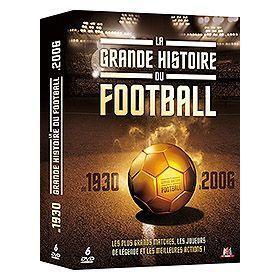 La Grande histoire du foot en DVD DOCUMENTAIRE pas cher