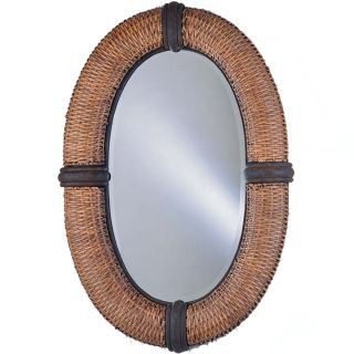 Wicker frame Mirror Today $157.99 4.5 (2 reviews)