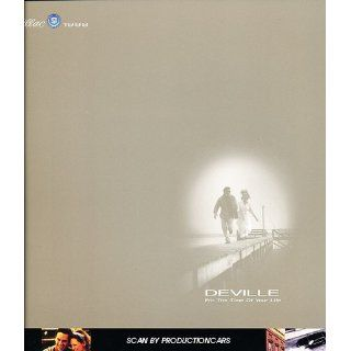 1998 Cadillac Deville 28 Page Deluxe Sales Brochure Book