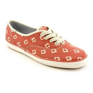 Keds Womens Champion Kimono Dot Canvas Casual Shoes