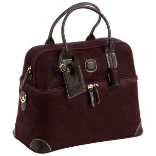 Brics Tuscan Large Eggplant Cosmetic Tote