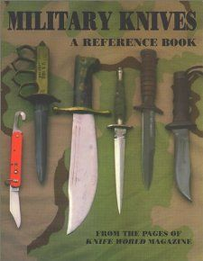 Military knives A reference book various 9780940362185