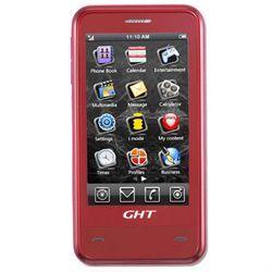 Avis GHT Mobile G3 Rouge –
