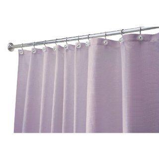 Interdesign Carlton Shower Curtain, Purple, 72 Inches X 72