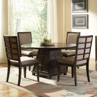 Quinn 5 piece Wood Dining Set